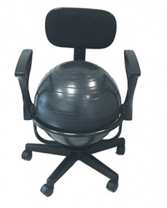 The Best Yoga Ball Chair Reviews The Top Exercise Seats - Ball chairs for office
