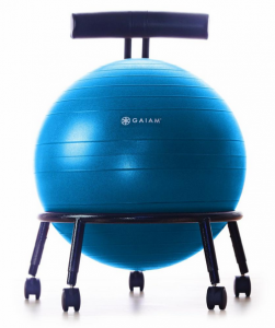 The Best Yoga Ball Chair Reviews The Top Exercise Seats