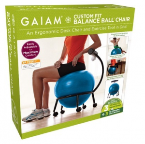 Review The Gaiam Custom Fit